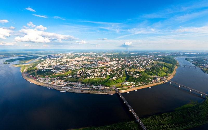 «УДИВИТЕЛЬНАЯ 5» от Хостела на Студенческой в Нижнем Новгороде