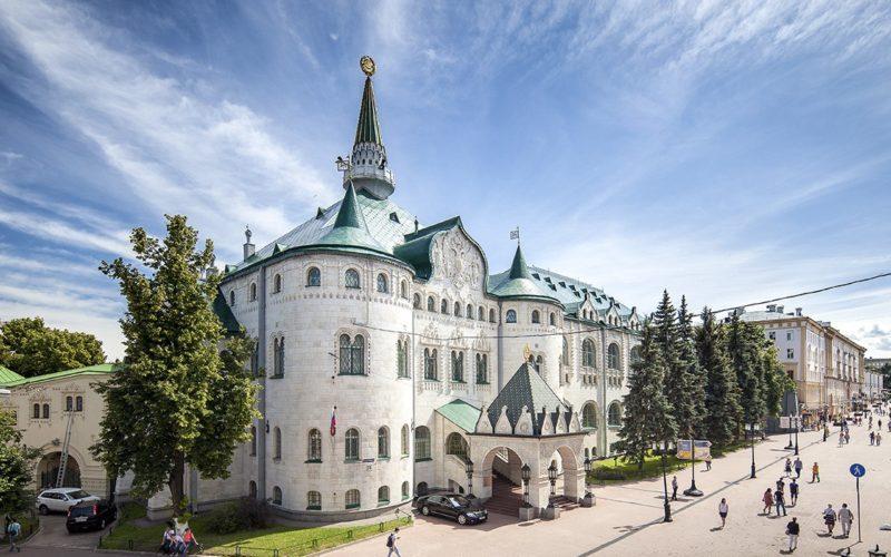 «ВЕЛИЧЕСТВЕННАЯ 5» от Хостела на Студенческой в Нижнем Новгороде