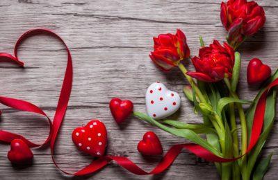 Поздравляем с Днем Святого Валентина