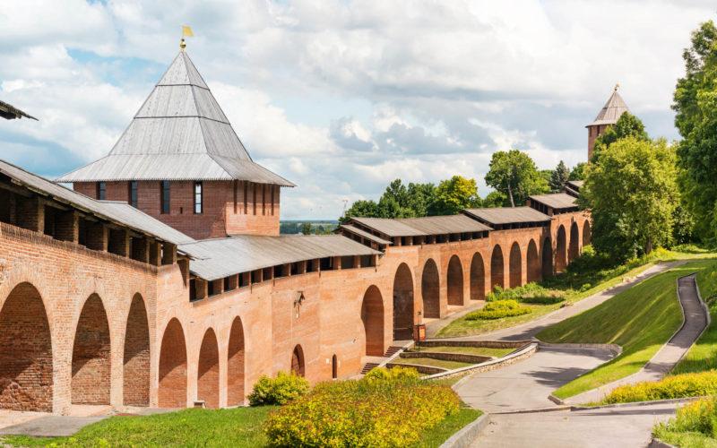 Развитие туризма в городе Нижний Новгород